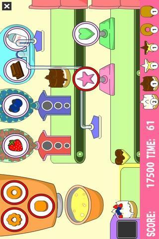 sweets factory- screenshot