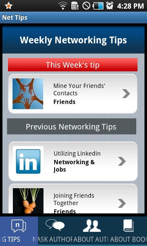 Net Tips- screenshot
