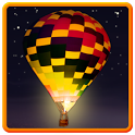 Night Glow Balloons LWP icon