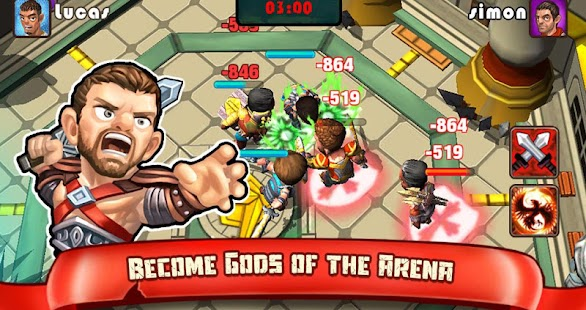 Gladiators: Call of Arena- screenshot thumbnail