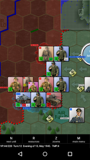 Invasion of France 1940 free