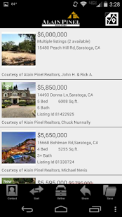 Alain Pinel Realtors- screenshot thumbnail
