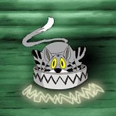 Кот железные зубы