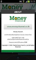 Screenshot of Money Channel Live