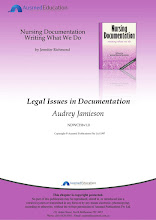 Legal Issues in Documentation