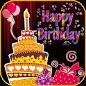 Birthday Best eCards icon