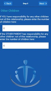 Child Support Calculator- screenshot thumbnail