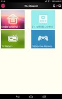 Screenshot of TCL nScreen+