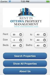 Rent In Ottawa - screenshot thumbnail