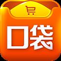 口袋购物 logo