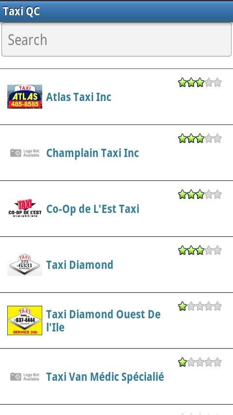 Taxi Ontario - screenshot