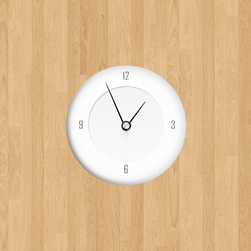 Amazing Little Clock Widget