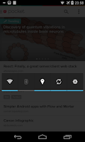 Screenshot of WidgetPad