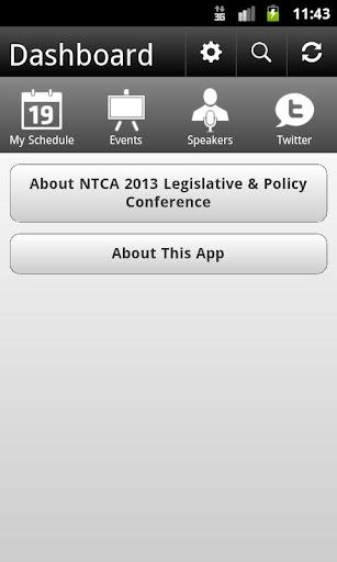 NTCA 2013 Legislative Policy