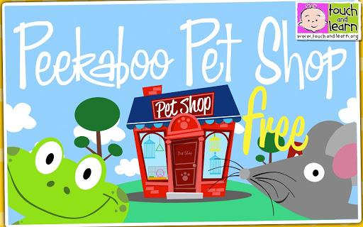 Peekaboo Pets for Kids