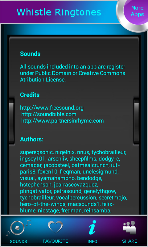 Whistle Ringtones Android Tags