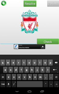 Football Logo Quiz Plus - screenshot thumbnail