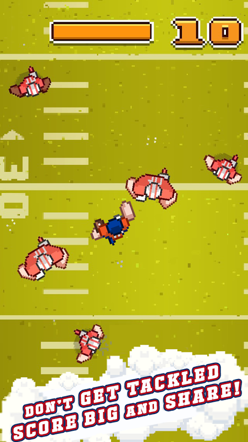 Touchdown Hero- screenshot