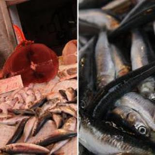 Marinated Sardines.