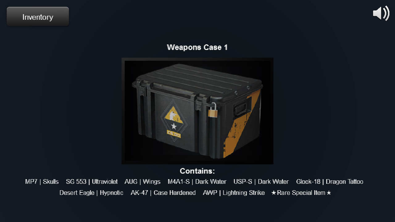 Cs go case generator как установить чит wh на кс го