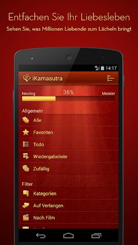 Screenshot 1 iKamasutra® Lite Sex Positions