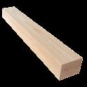 Calculator lumber icon