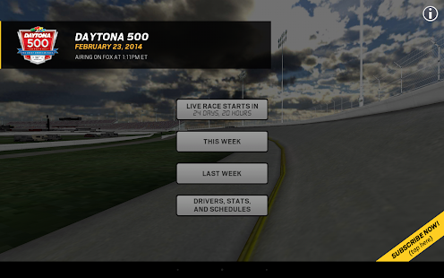 NASCAR RACEVIEW MOBILE Screenshot 18