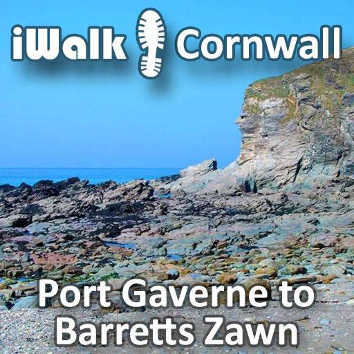 iWalk Pt Gaverne-Barretts Zawn LOGO-APP點子