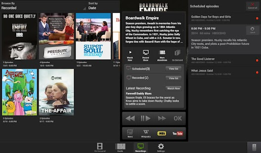 Optik™ Smart Remote- screenshot thumbnail