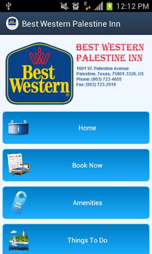Best Western Palestine Inn