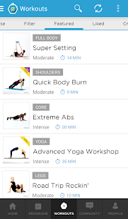 Workout Trainer - screenshot thumbnail