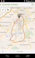 Screenshot of Sarthe Tour