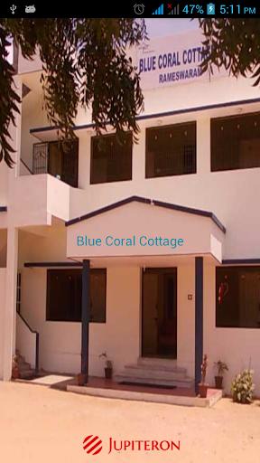 Blue Coral Cottage