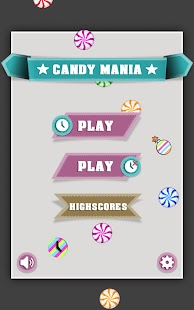 Candy Catch Mania