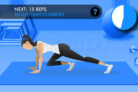 Power 20 Fitness Trainer Pro - screenshot