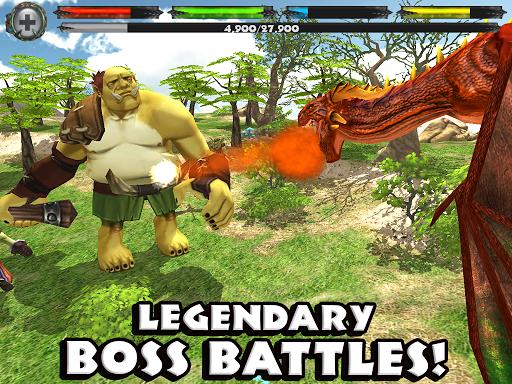 World of Dragons: Simulator  screenshots 13