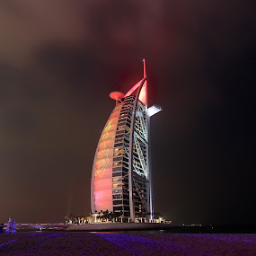 Burj Al Arab Dubai by Yadi Kustiadi - Buildings & Architecture Office Buildings & Hotels ( dubai )