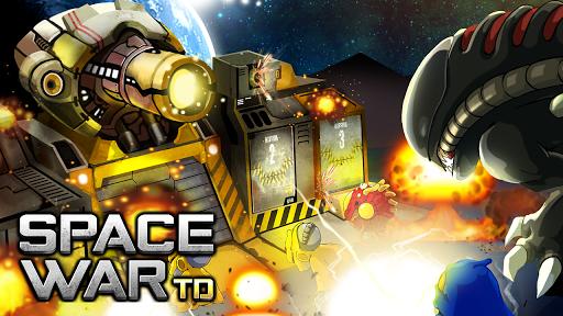 宇宙戦争 Space War TD