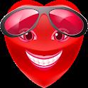 Coeur drôle icon