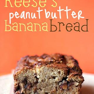 Reese's Peanut Butter Banana Bread