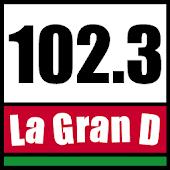 102.3 La Gran D