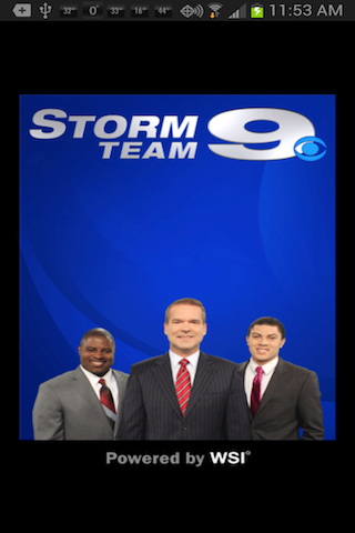 Storm Team 9 - screenshot