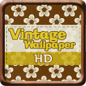 Vintage Wallpaper HD icon