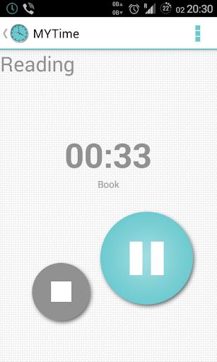 Time Tracker MYTime