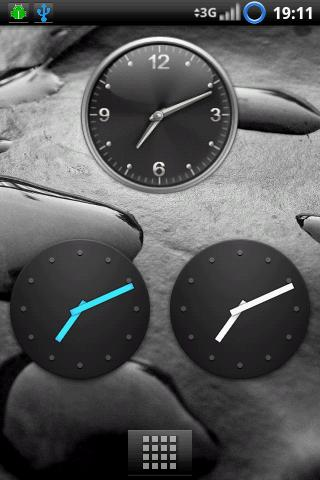 Clock Solo - screenshot