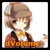 Volume Setting [dVolume10]