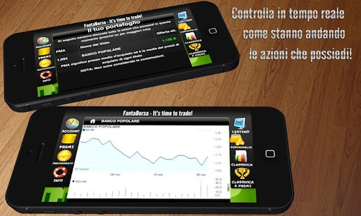 FantaBorsa: Simulatore Borsa- screenshot thumbnail