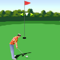 Golf Masters 3D Free icon