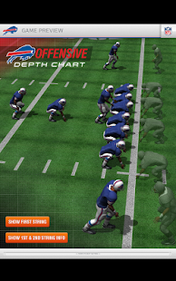 Buffalo Bills Touch - screenshot thumbnail