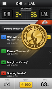 FanCake, Rewarding Sports Fans - screenshot thumbnail